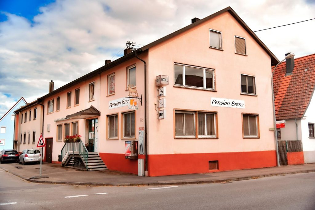 Pension Brenz, Sontheim